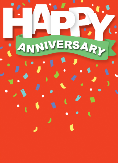 funny anniversary card happy anniversary banner from cardfool com